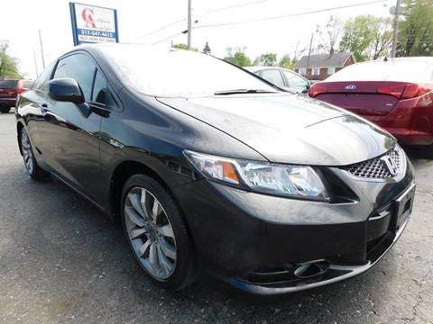 2013 Honda Civic for sale in Indianapolis, IN