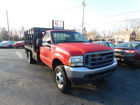 2004 Ford F-450 Super Duty for sale in Indianapolis, IN