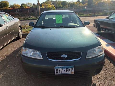 2000 Nissan Sentra for sale in Saint Paul, MN