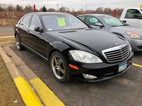 2007 Mercedes-Benz S-Class for sale in Saint Paul, MN