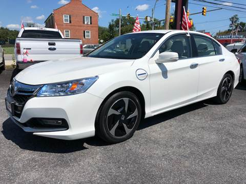 Superb 2014 Honda Accord Plug In For Sale In Baltimore, MD