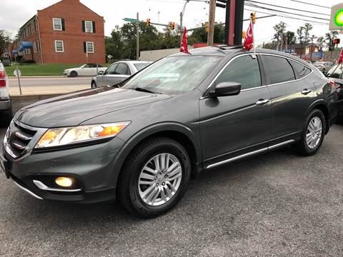 Honda Crosstour For Sale In Maryland Carsforsale