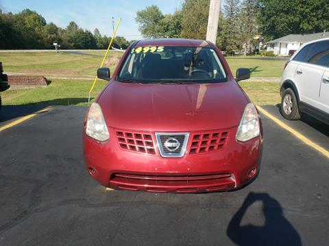 2010 Nissan Rogue for sale at Richards Auto Sales & Service LLC in Cortland OH