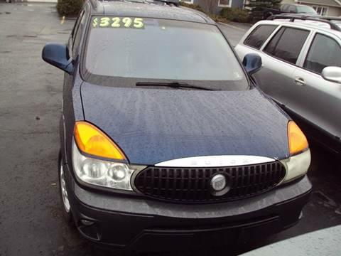 2002 Buick Rendezvous for sale in Cortland, OH