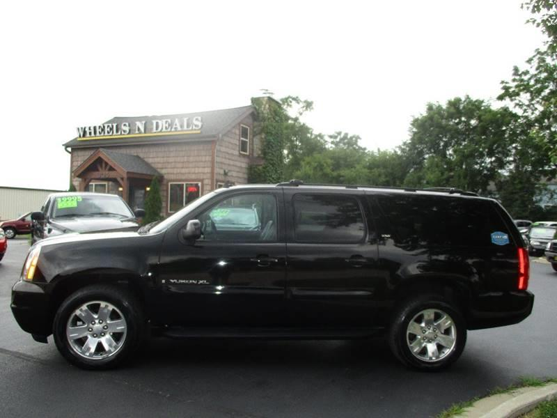2008 GMC Yukon XL 4x4 SLT 1500 4dr SUV w/ 4SB - Crystal Lake IL