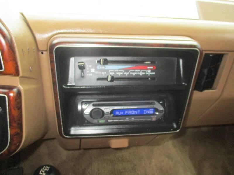 1990 Ford Bronco 2dr Eddie Bauer 4WD SUV - Crystal Lake IL