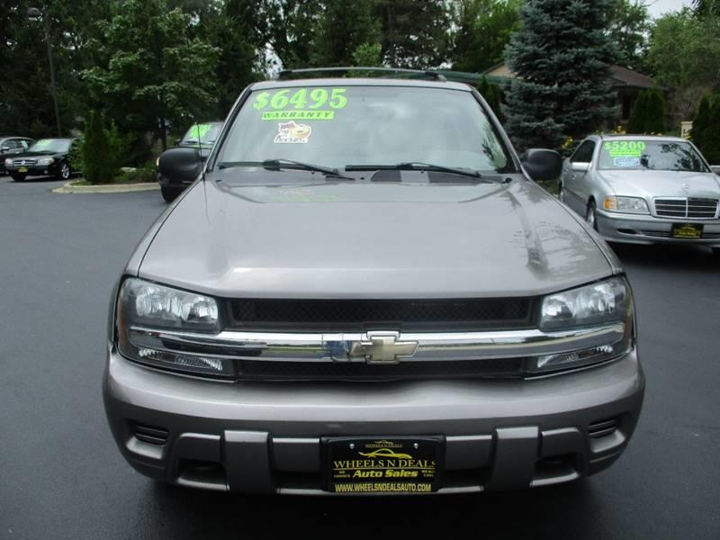 2005 Chevrolet TrailBlazer LS 4WD 4dr SUV - Crystal Lake IL
