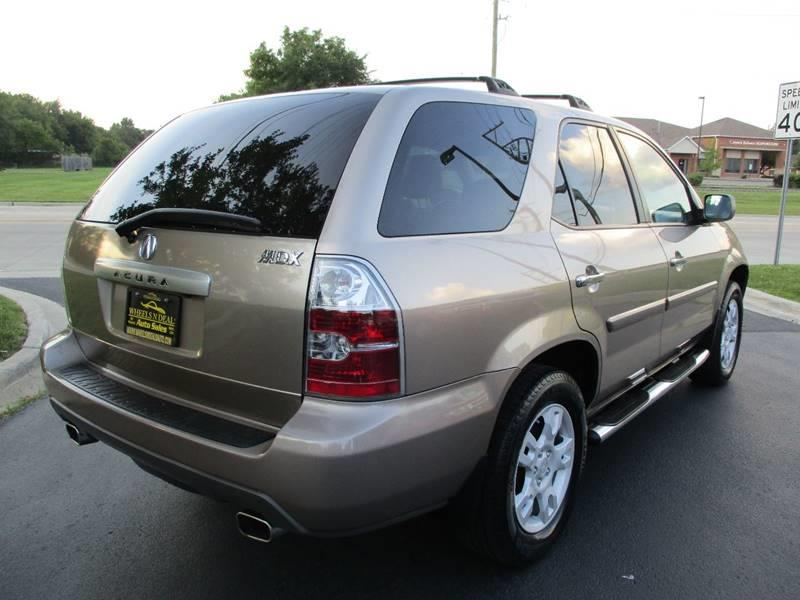2004 Acura MDX AWD Touring 4dr SUV w/Navi and Entertainment System - Crystal Lake IL