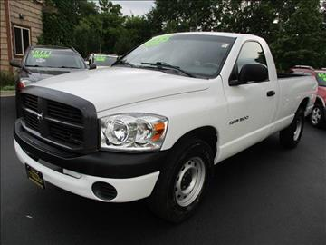 2007 Dodge Ram Pickup 1500 for sale in Crystal Lake, IL
