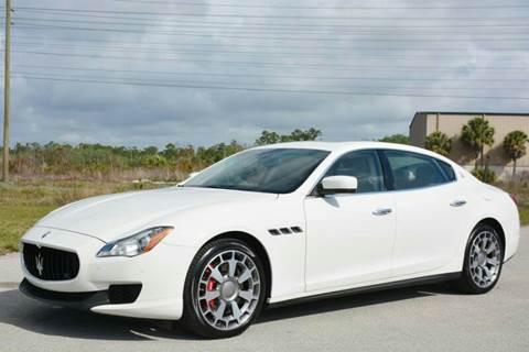 2014 Maserati Quattroporte for sale in Crystal Lake, IL
