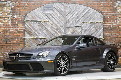2009 Mercedes Benz SL Class For Sale In Crystal Lake, IL