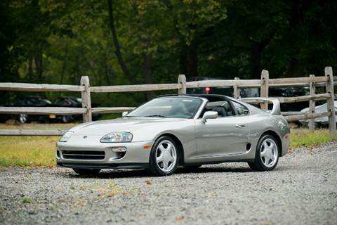 Exceptionnel 1998 Toyota Supra For Sale In Crystal Lake, IL