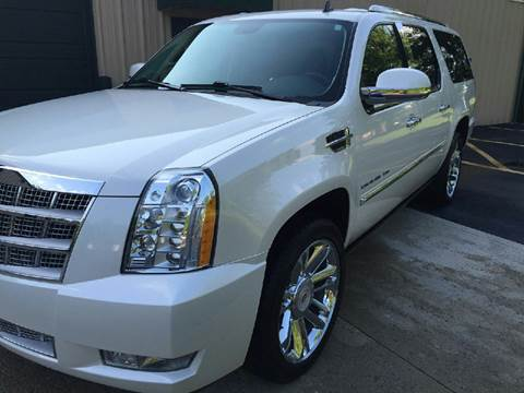 2013 Cadillac Escalade ESV for sale in Crystal Lake, IL