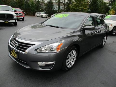 2014 Nissan Altima for sale in Crystal Lake, IL