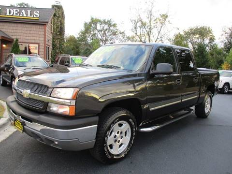 2004 Chevrolet Silverado 1500 for sale in Crystal Lake, IL