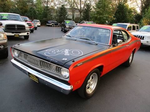 1971 Plymouth Duster for sale in Crystal Lake, IL