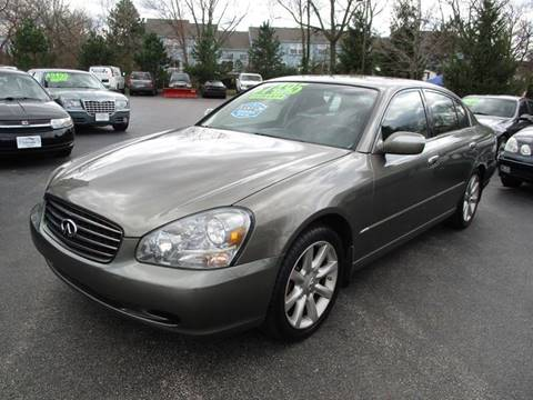 2004 Infiniti Q45 for sale in Crystal Lake, IL