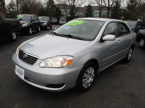 2008 Toyota Corolla For Sale  Carsforsalecom