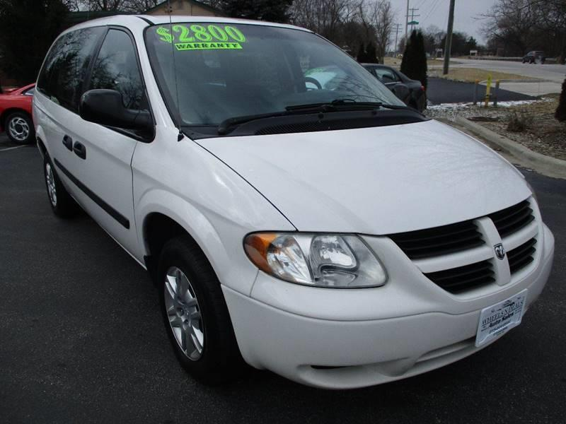 2006 Dodge Grand Caravan SE 4dr Extended Mini-Van - Crystal Lake IL