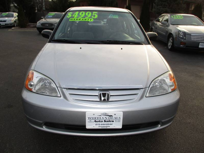 2003 Honda Civic LX 4dr Sedan - Crystal Lake IL