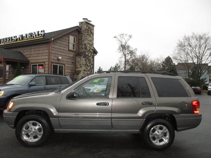 2000 Jeep Grand Cherokee 4dr Laredo 4WD SUV - Crystal Lake IL