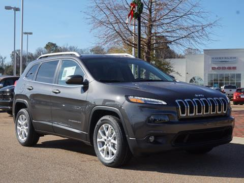 2017 Jeep Cherokee for sale in Vicksburg MS