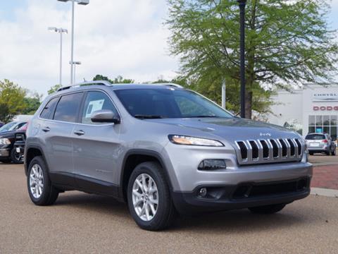 2017 Jeep Cherokee for sale in Vicksburg, MS