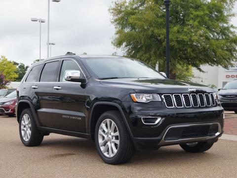 2017 Jeep Grand Cherokee for sale in Vicksburg, MS