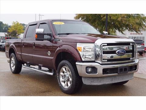 2011 Ford F-250 Super Duty for sale in Vicksburg, MS
