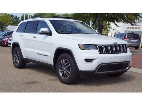 2017 Jeep Grand Cherokee for sale in Vicksburg MS