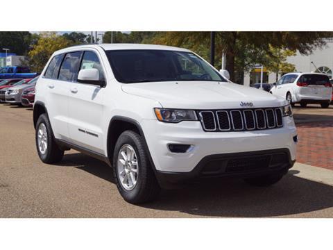 2018 Jeep Grand Cherokee for sale in Vicksburg, MS
