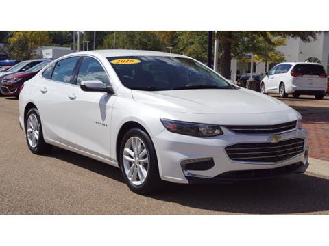 2016 Chevrolet Malibu for sale in Vicksburg MS