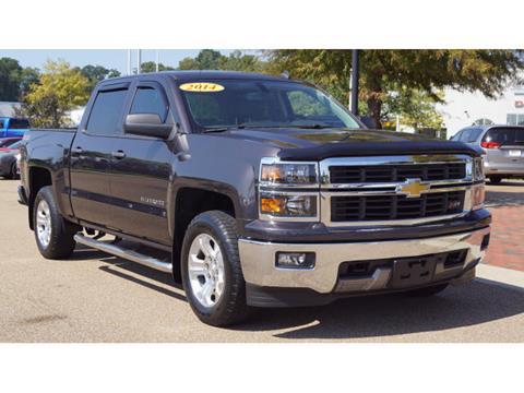 2014 Chevrolet Silverado 1500 for sale in Vicksburg MS