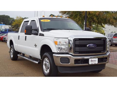 2016 Ford F-250 Super Duty for sale in Vicksburg, MS