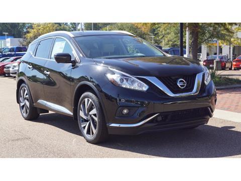 2017 Nissan Murano for sale in Vicksburg, MS