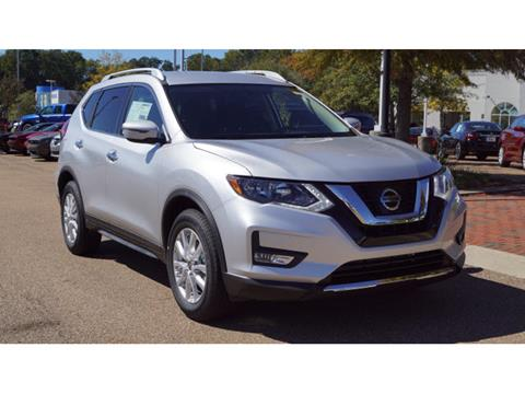 2017 Nissan Rogue for sale in Vicksburg, MS