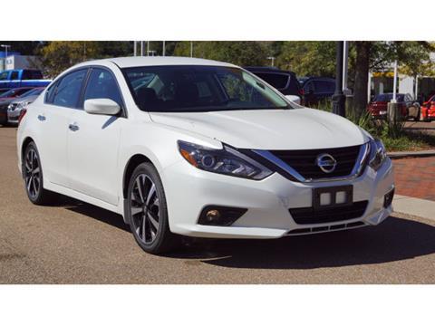 2018 Nissan Altima for sale in Vicksburg, MS