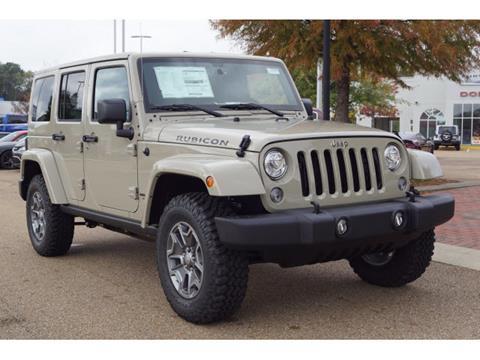 Jeep wrangler unlimited for sale in mississippi for Blackburn motors in vicksburg ms