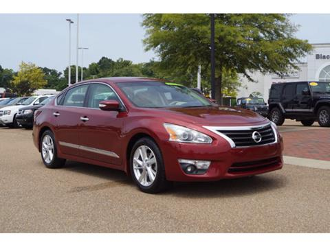 2015 Nissan Altima For Sale In Vicksburg, MS