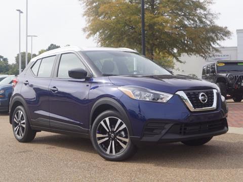 2018 Nissan Kicks for sale in Vicksburg, MS
