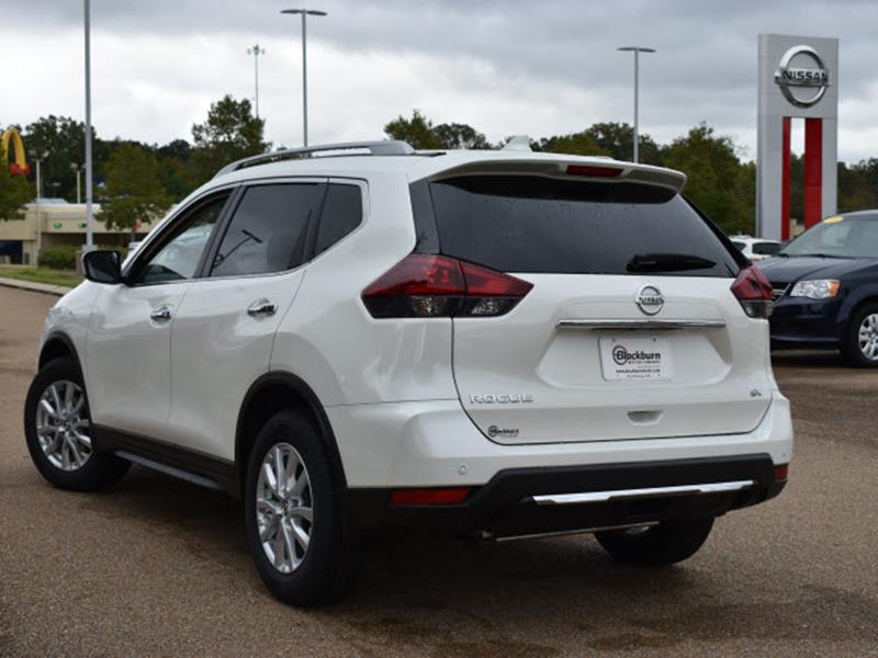 2019 Nissan Rogue FWD SV In Vicksburg MS - BLACKBURN MOTOR CO
