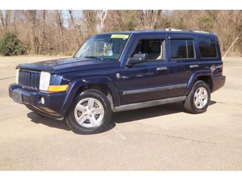 2006 Jeep Commander for sale in Vicksburg, MS