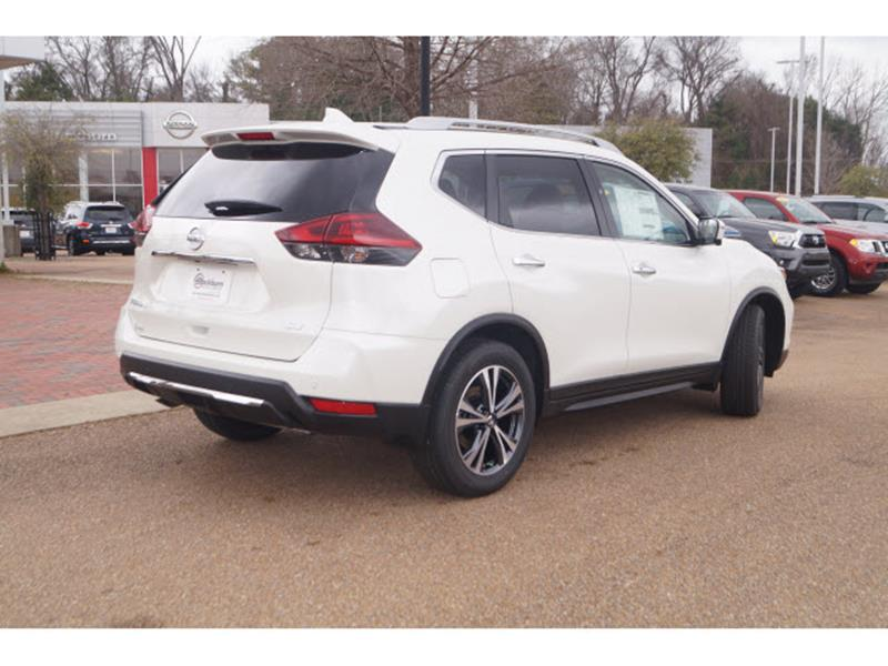 2019 Nissan Rogue Sv 4dr Crossover In Vicksburg Ms