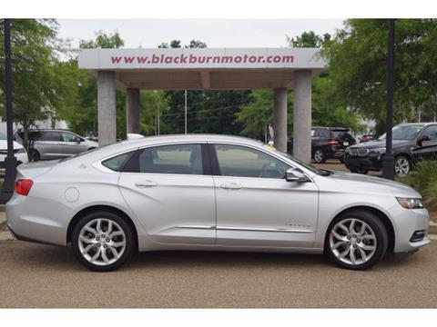 2018 Chevrolet Impala for sale in Vicksburg, MS