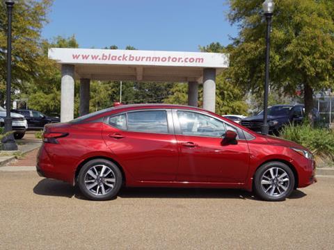 2020 Nissan Versa for sale in Vicksburg, MS