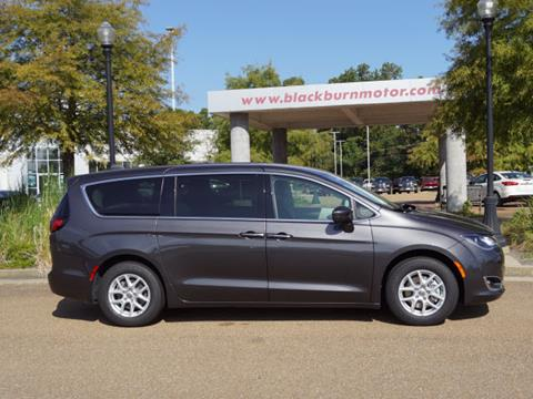 2020 Chrysler Pacifica for sale at BLACKBURN MOTOR CO in Vicksburg MS