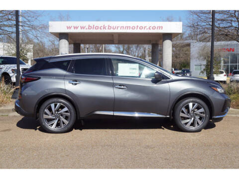 2020 Nissan Murano for sale at BLACKBURN MOTOR CO in Vicksburg MS