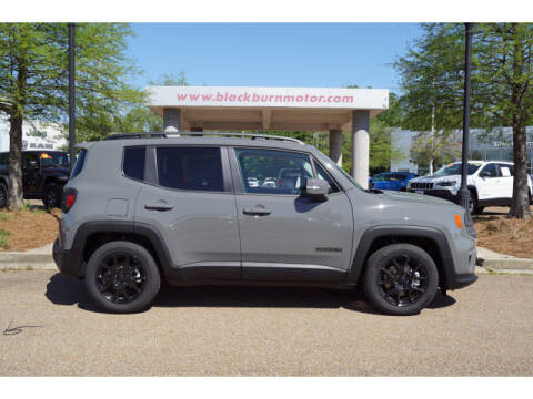 2020 Jeep Renegade for sale at BLACKBURN MOTOR CO in Vicksburg MS