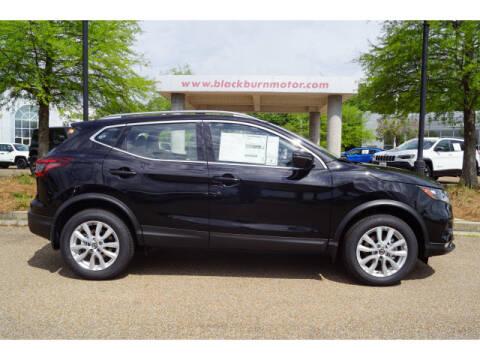 2020 Nissan Rogue Sport for sale at BLACKBURN MOTOR CO in Vicksburg MS