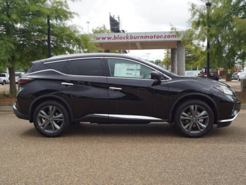 2020 Nissan Murano for sale at BLACKBURN MOTOR CO in Vicksburg MS